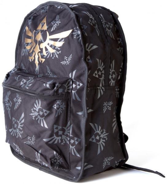 Nintendo Backpack Zelda Reversible Green/Black