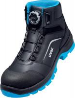 Uvex 2 Xenova® Stiefel S3 95692 Schwarz, Blau (95692)