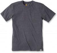 Carhartt T-Shirt Maddock Short Sleeve T-Shirt Carbon Heather