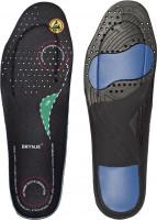 Brynje Einlegesohle Ultimate FootFit Medium Schwarz