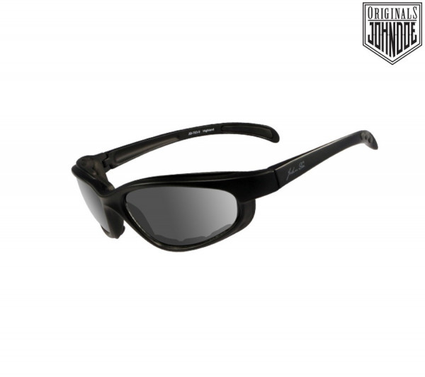John Doe Sonnenbrille Highland Photochromic Black