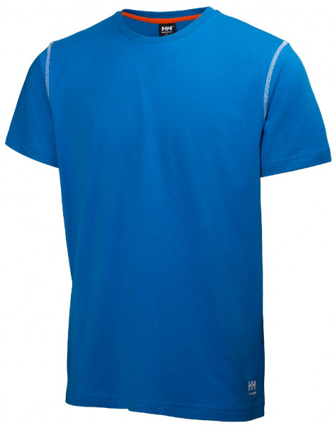 Helly Hansen T-Shirt 79024 Oxford T-Shirt 530 Racer Blue